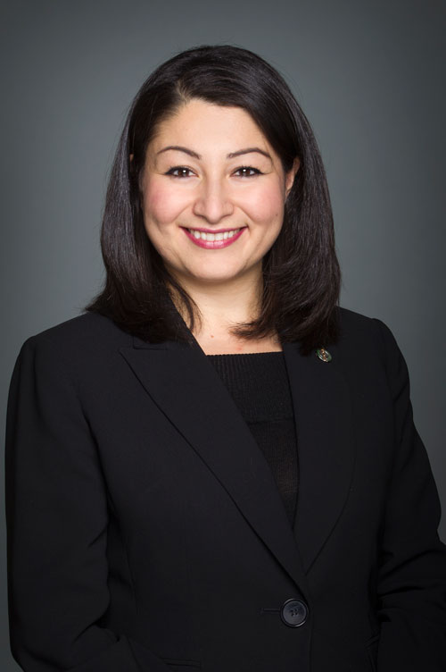 The Honourable Maryam Monsef