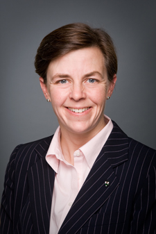 Honourable Dr. K. Kellie Leitch, Minister of Labour and Minister of Status of Women