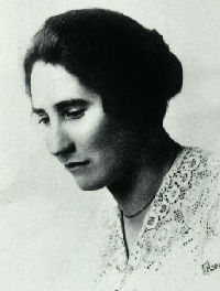Photo of Agnes Macphail