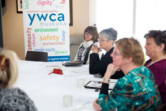 Muskoka Commuity YWCA