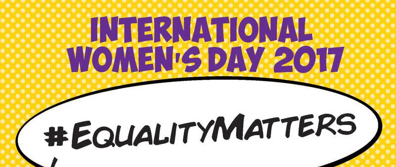 International Women's Day - Status of Women Canada