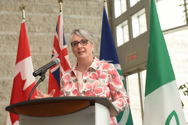 Ottawa Mayor's Breakfast – International Women's Day