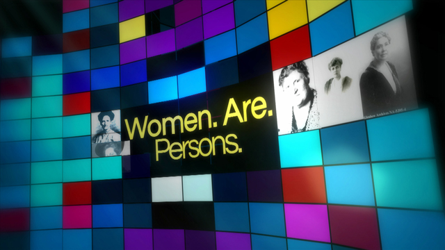Women. Are persons.