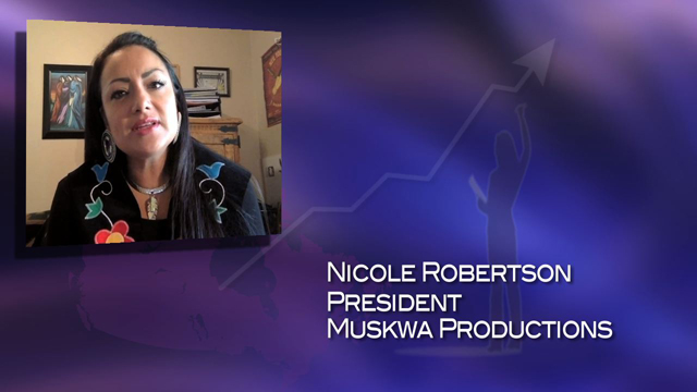 Stories - Nicole Robertson - Women's History Month 2014