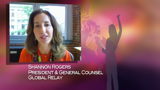 Stories - Shannon Rogers - Women's History Month 2014