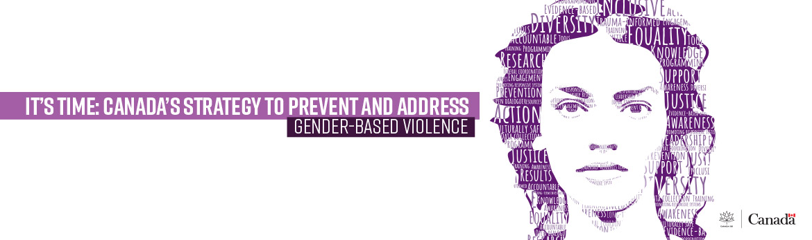 Federal Strategy on Gender-based Violence